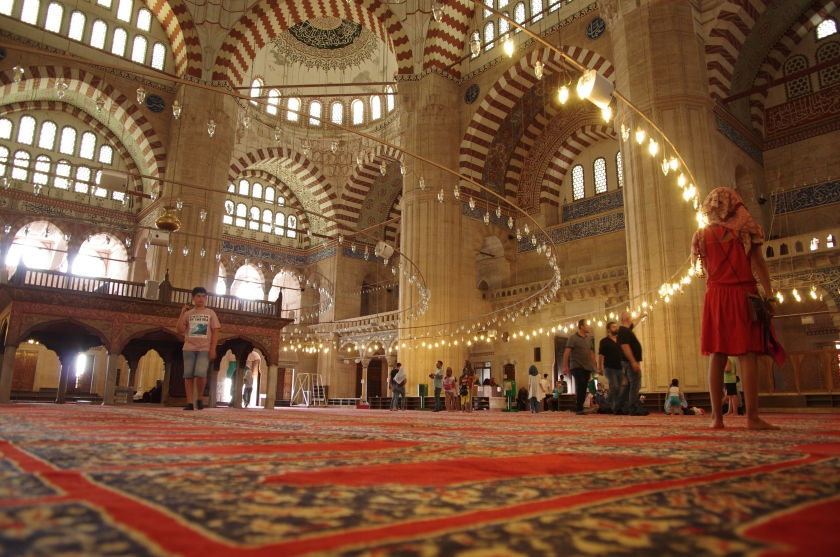 mosquée edirne
