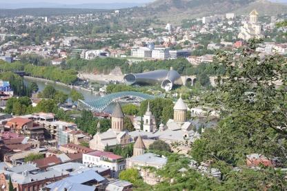 vue tbilissi