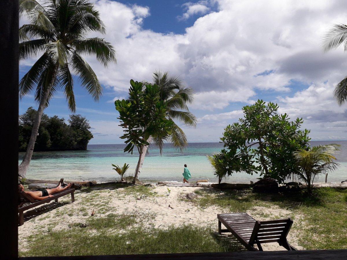 Les Iles Togian, un paradis au bout du monde, du 4 au 18 juin.